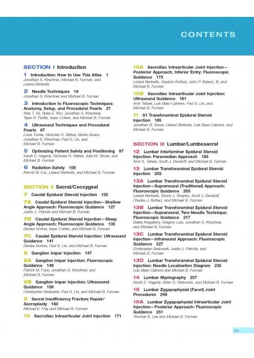 رنگی Atlas of Image-Guided Spinal Procedures