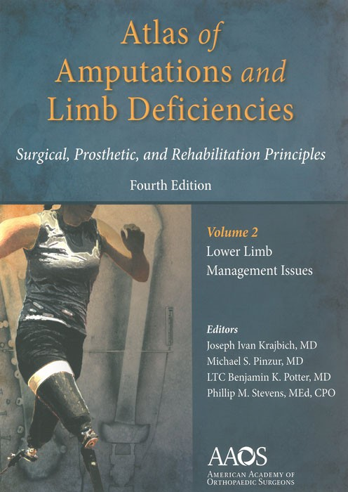 Atlas of Amputations and Limb Deficiencies - volume 2