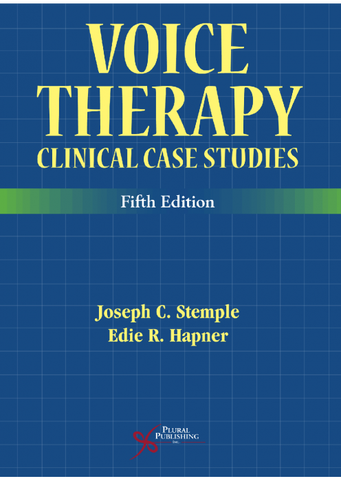 Voice Therapy CILINICAL CASE STUDIES