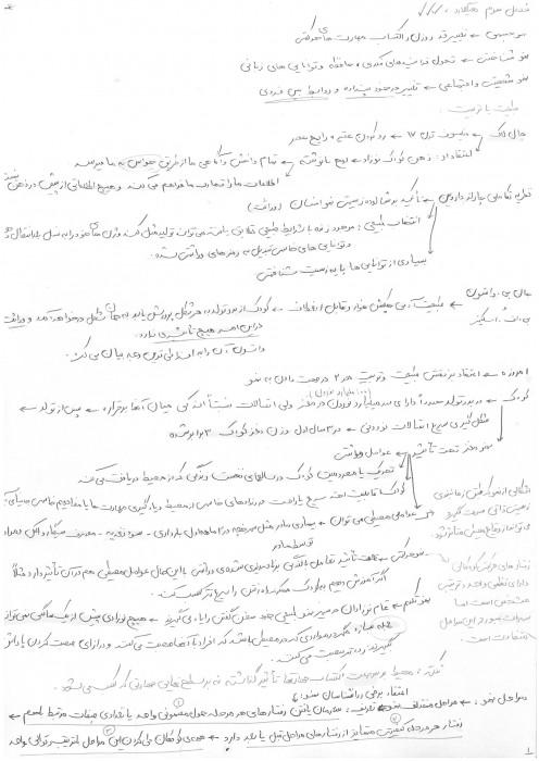 خلاصه 8 فصل مهم هیلگارد