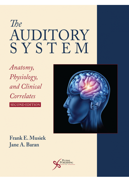 The Auditory System Anatomy, Physiology, and Clinical Correlates
