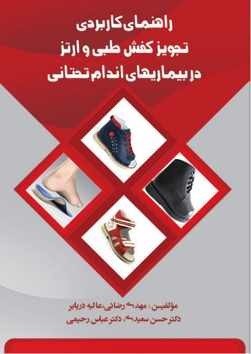 راهنمای کاربردی تجویز کفش طبی و ارتز